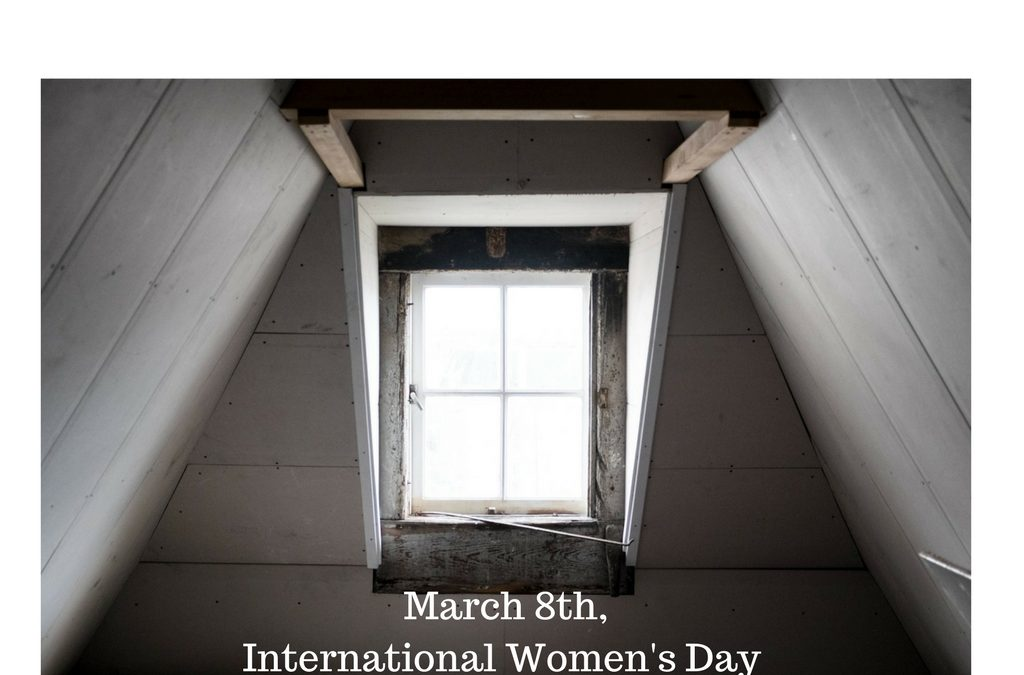 A thank you on International Women's Day