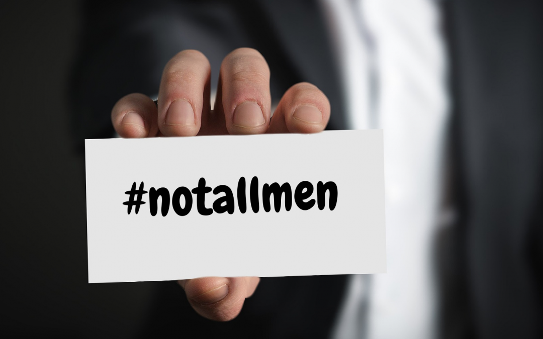 Not all Men – my response